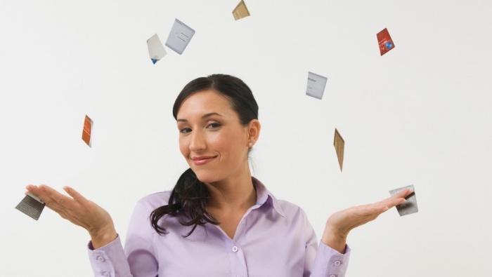 Escaping Credit Card Debt photo