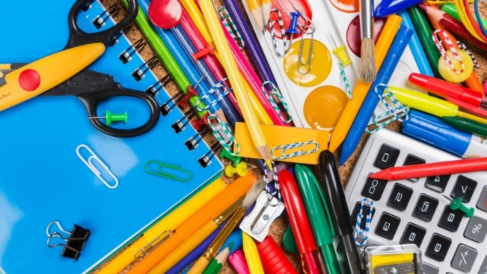Shopping Back-to-School Sales for Christmas Gifts photo