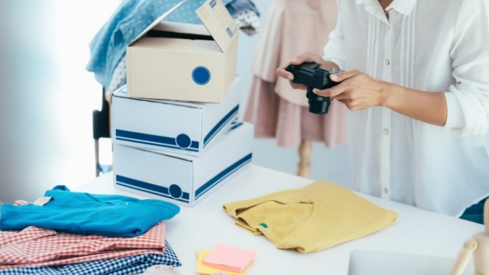 Flipping Thrift Store Items for Extra Cash photo