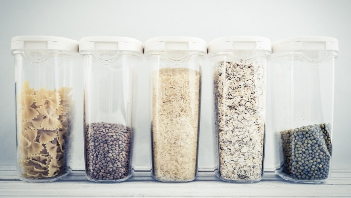 Food Storage Practices that Reduce Food Waste photo