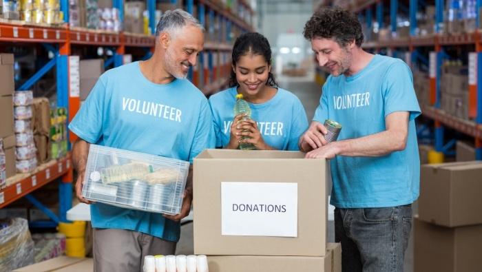 Ways Volunteering Can Save You Money photo