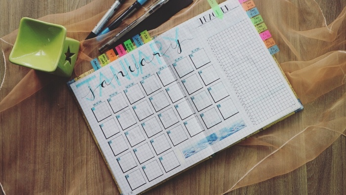 A Yearly Planner for Financial Fitness photo