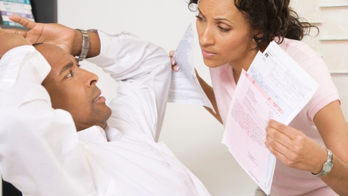 Could Your Be Causing Spouse ton Overspend photo
