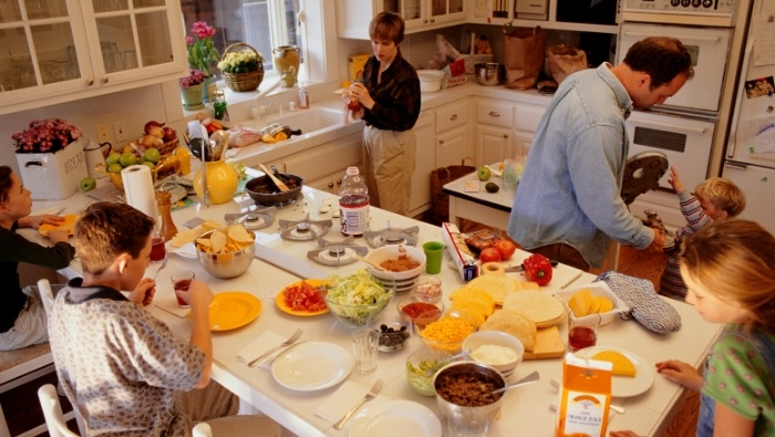 How Large Family Can Reduce Grocery Bills photo