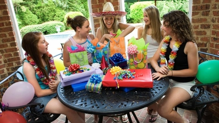 13th Birthday Party Ideas for Girls photo