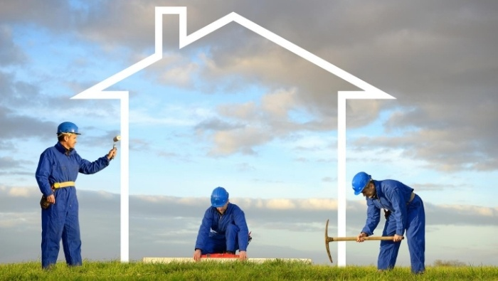 What Is the Cheapest Way to Build a House Yourself photo