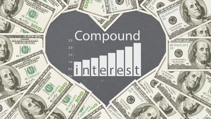 The Big Difference Compound Interest Can Make photo