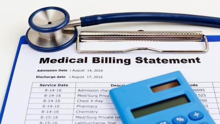 Dealing with Expensive Emergency Room Bill photo