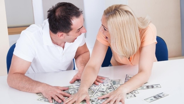 How Not to Fight about Money photo