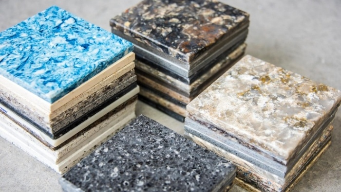 How to Cover Tile Countertops photo