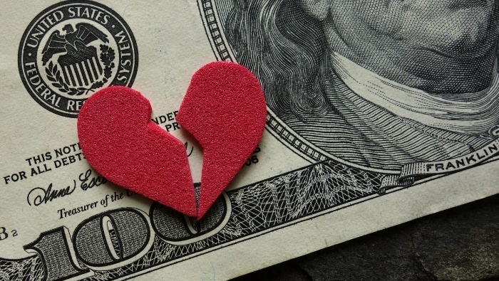 Separating Finances in a Divorce photo