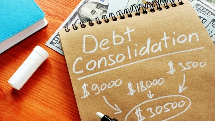 Consolidating Debt with a Mortgage Refinance photo