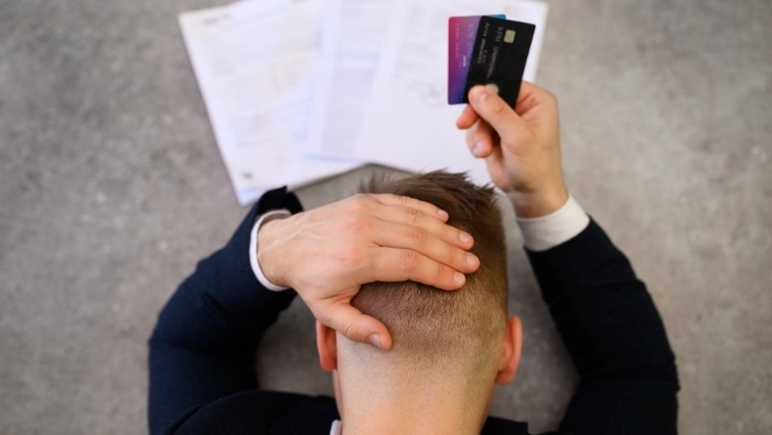Disjointing Joint Credit Card Accounts photo