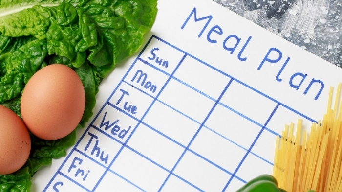 Mastering Meal Planning Tips photo