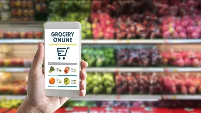 How to Use a Grocery App to Keep Your Food Budget in Check photo