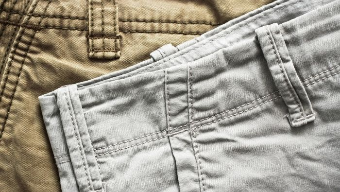 How to Get Stains Out of Khakis photo