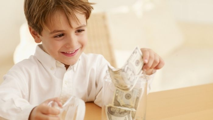 What a Wish Jar Can Teach Small Children about Money photo