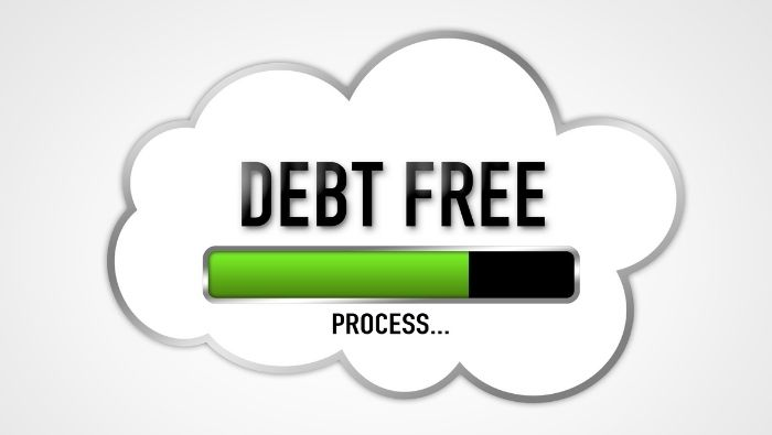 Be Debt-Free This Year photo