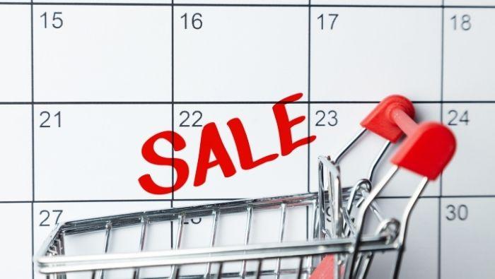 A Calendar for Smart Seasonal Shoppers photo