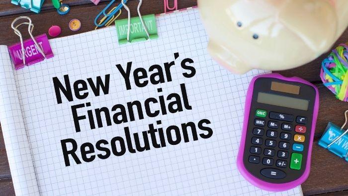 Financial Resolutions Everyone Should Make photo