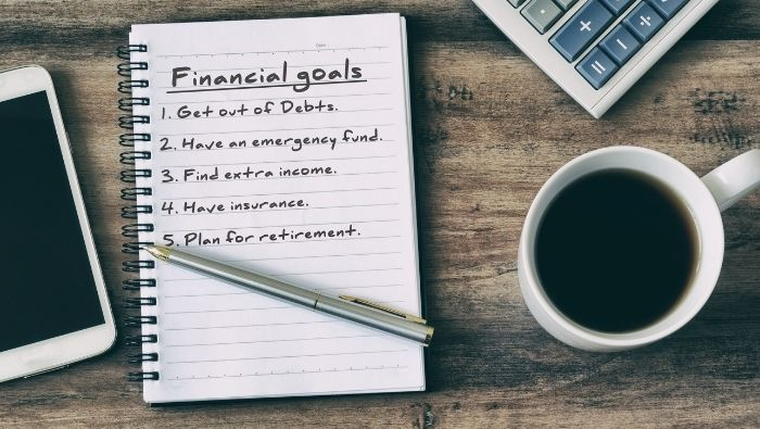 Successfully Setting Financial Goals photo