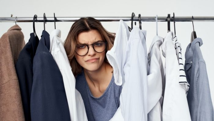 Things You Don't Want to Get Caught Doing in Your Closet photo