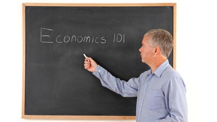 Economics and your Personal Finances photo