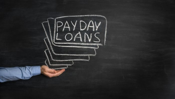 Getting Out from Under Payday Loans photo