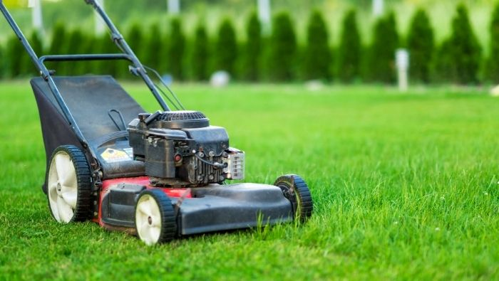 Prolong the Life of Lawn Mower photo