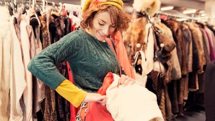 Secrets of Thrift Store Shopping photo