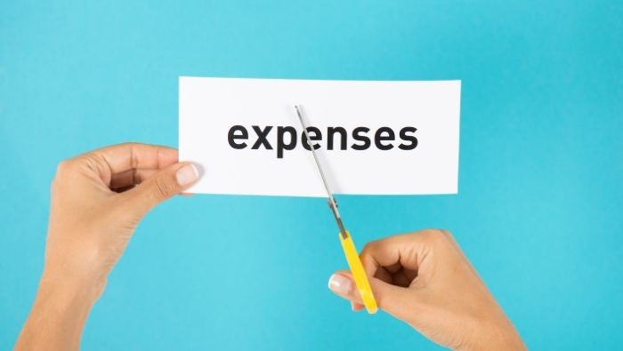 Cutting Expenses Doesn't Equal Saving Money photo