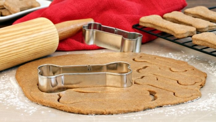 Frugal Recipes for Homemade Dog Biscuits photo