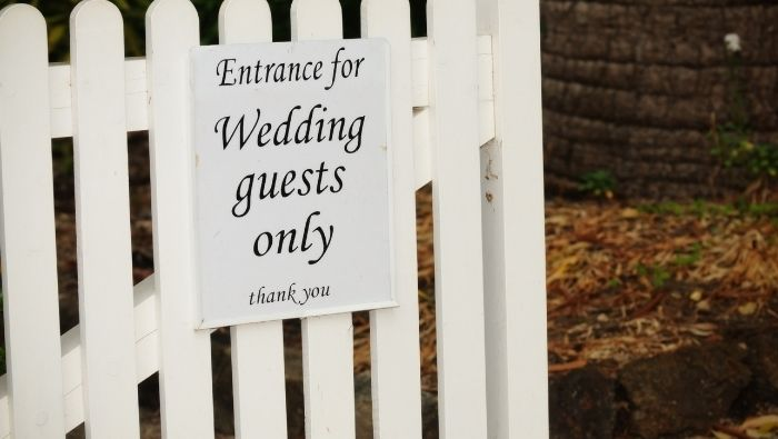 Reduce the Cost of Attending an Out of Town Wedding photo