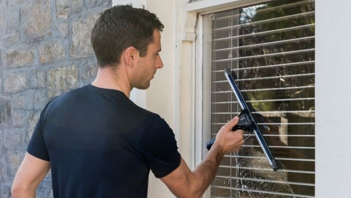Spring Cleaning Your Home's Exterior photo