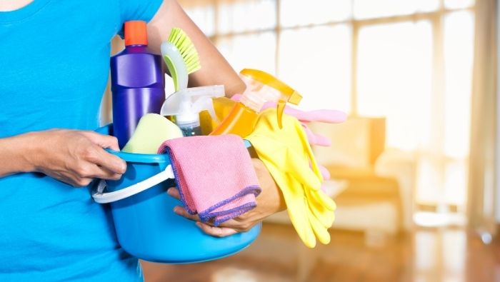 Starting a House Cleaning Business photo