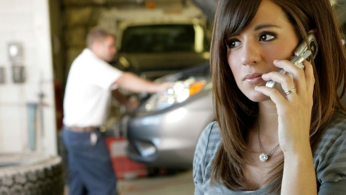 When to Break Up With Your Auto Mechanic photo