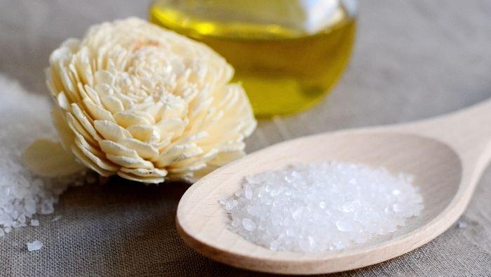 DIY Salt Scrubs for Silky Skin photo