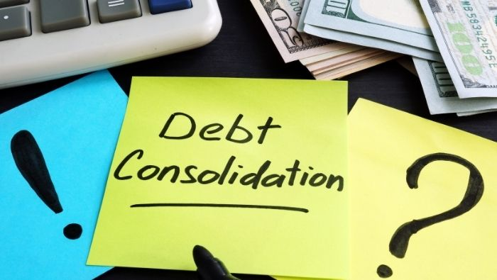 Debt Consolidation Is It a Good Deal photo