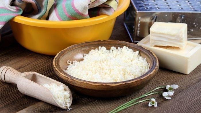 Natural Homemade Laundry Soap Recipes photo