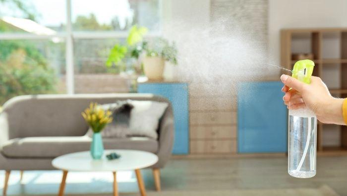 Natural Homemade Room and Fabric Deodorizer photo