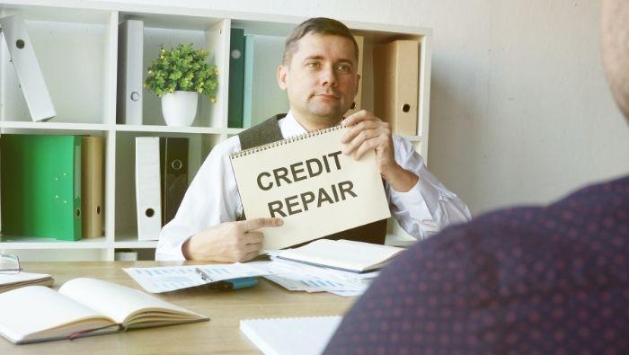 Realistic Credit Repair Tips photo