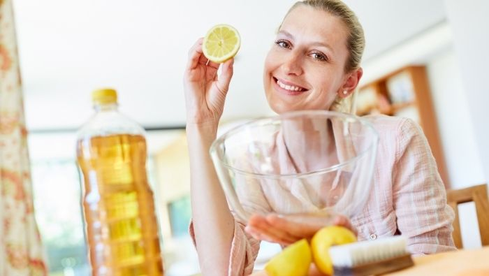 Using Lemons for Health and Cleaning photo