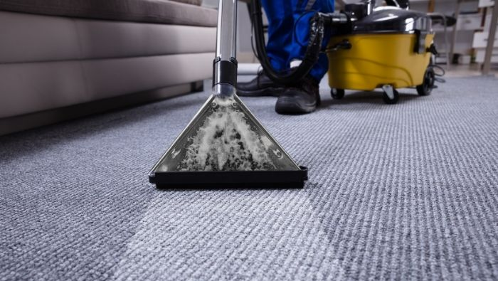 Ways to Save on Carpet Cleaning photo