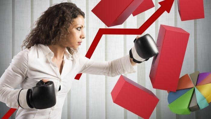 The Key to Overcoming Financial Hardship photo