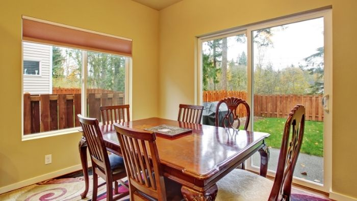 How to Insulate Sliding Glass Doors Inexpensively photo