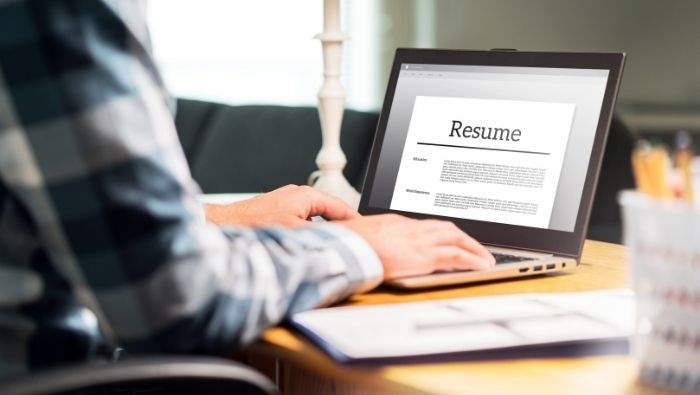Resume Writing Tips from a resume Writer photo