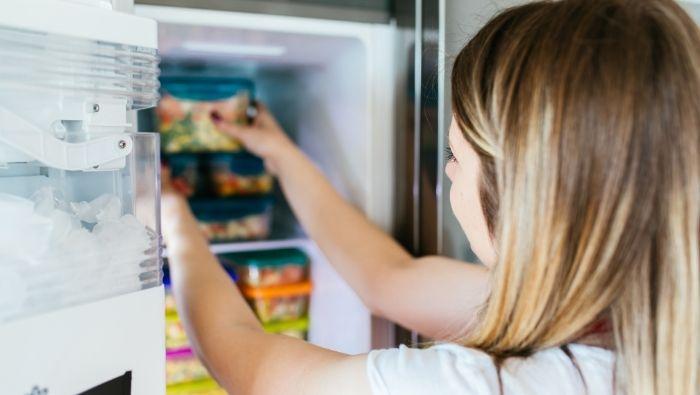 Freezer Efficiency Storage and Organization Tips photo