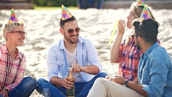 Frugal 40th Birthday Party Ideas photo