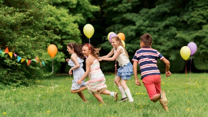 Frugally Fun Kids' Birthday Party Games photo