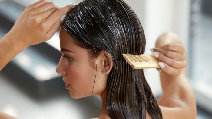 Inexpensive Homemade Hair Treatments photo